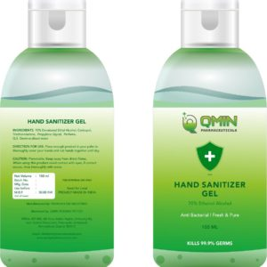 Hand Sanitizer Gel - 1
